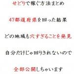 せどりで稼ぐ方法47都道府県回った結果まとめ【48種の店舗情報を網羅】
