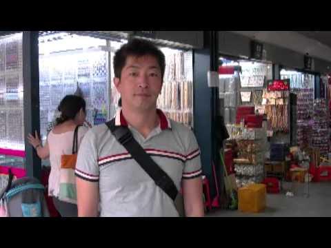 イーウー(中国浙江省義烏市)の福田市場での仕入れ・交渉・輸入