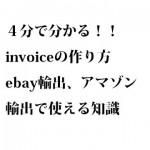 アマゾン輸出(Amazon.com) ~EMS発送・配送編 ~